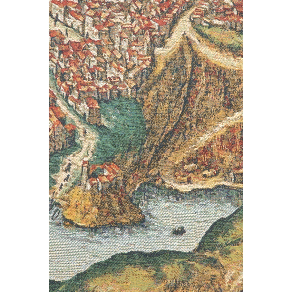 Toledo Spain Wall Hanging in Colors