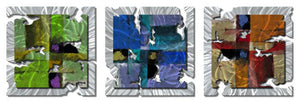 Radiant Relics Metal Wall Art Ash Carl