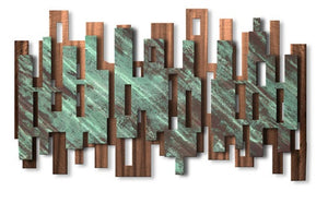 Elevate - Metal Wall Art Decor - Ash Carl Designs