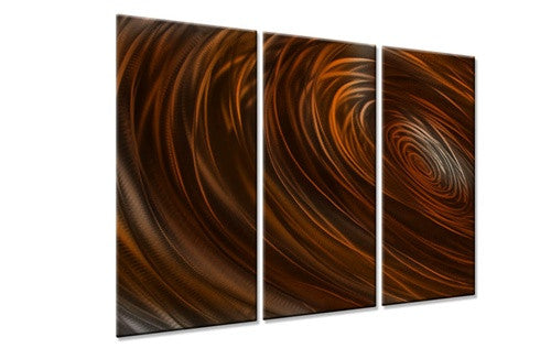 Abyss IV - Metal Wall Art Decor - Ash Carl