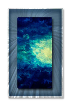 Adrift - Metal Wall Art Decor - Keith Burnett