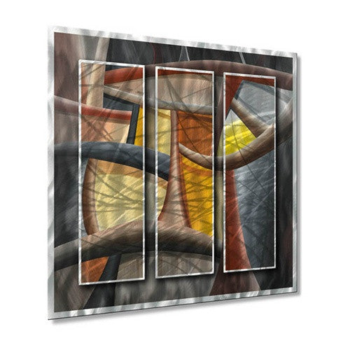 Wow And Deep - Metal Wall Art Decor - Jerry Clovis