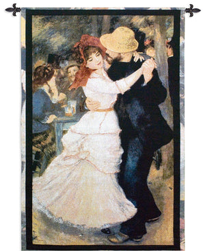 Dance at Bougival by Renoir Wall Hangings