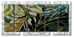 Jungle Metal Wall Art Ash Carl