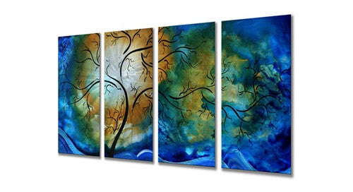 Deep Sky - Metal Wall Art Sculpture - Megan Duncanson