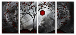 Classic Beauty - Abstract Steel Metal Welded Wall Art Decor - Megan Duncanson