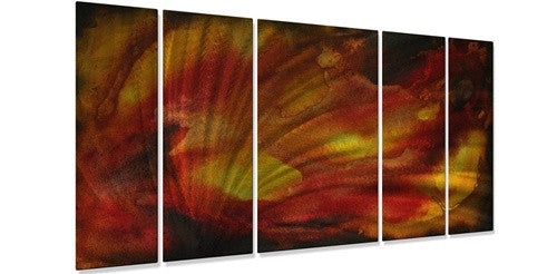 From Out of the Heavens - Metal Wall Art Decor - Megan Duncanson
