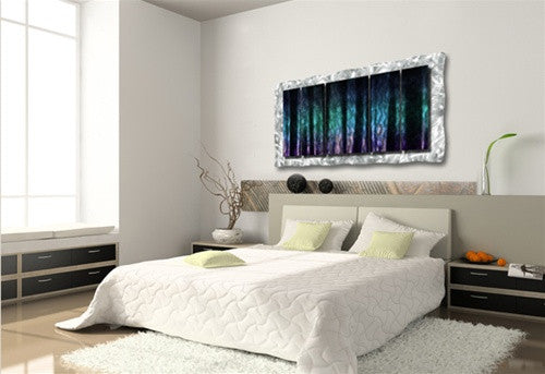 Colors of the North - Layer Panel Art Room Furnishing - Ash Carl Designs