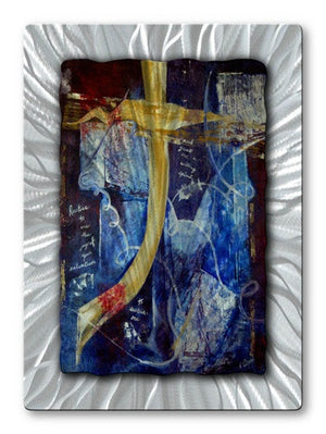 Restore to Me - Metal Wall Art Decor - Ruth Palmer