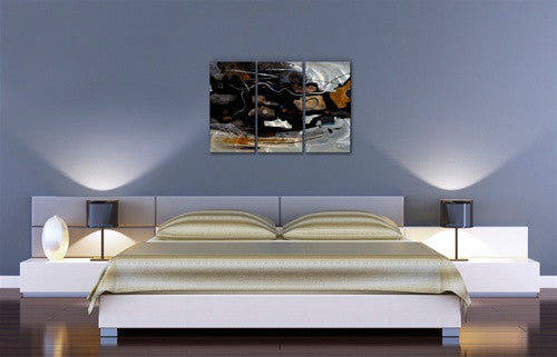Electron Volt - Metal Wall Art Room Furnishing - Ruth Palmer
