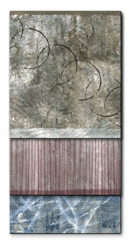Overlay - Metal Wall Art Decor - Ruth Palmer