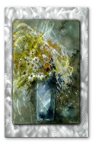 Center of Attention - Metal Wall Art Decor - Pol Ledent