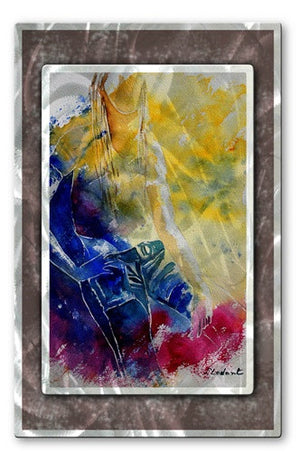 Individual - Metal Wall Art Decor - Pol Ledent