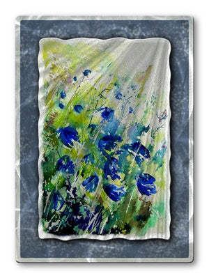 Wonderful Scent - Metal Wall Art Decor - Pol Ledent