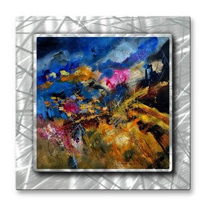 Excite the Senses - Metal Wall Art Decor - Pol Ledent