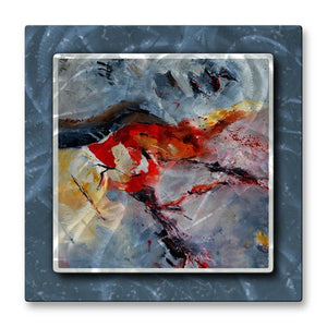 Forward Motion - Metal Wall Art Decor - Pol Ledent