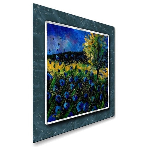 A Touch of Blue - Layer Panel Art Room Furnishing - Pol Ledent
