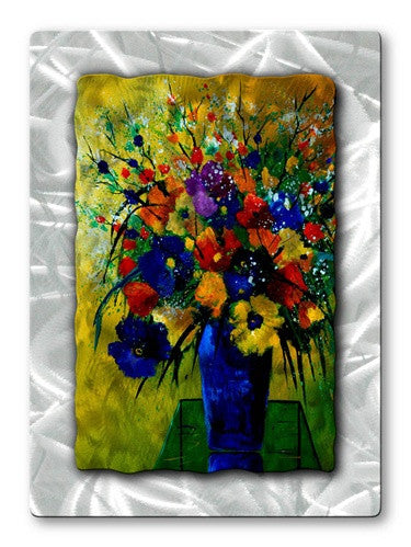 Bold Array - Metal Wall Art Decor - Pol Ledent