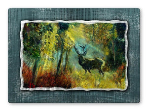 Awaiting Arrival - Metal Wall Art Decor - Pol Ledent