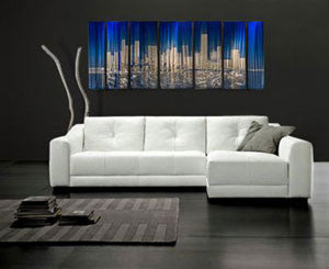Skyline Metal Wall Art Ash Carl