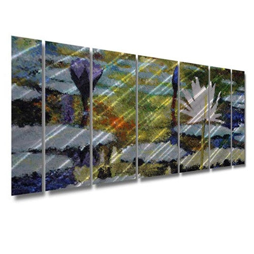 Ash Carl Designs SWM00091 - Metal Wall Art Decor - Ash Carl Designs