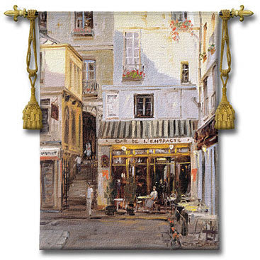 Bar De LEntracte Tapestry Wall Hanging