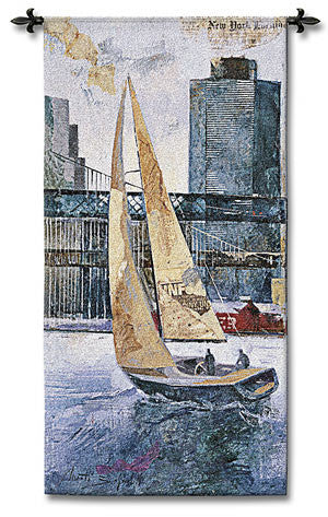 nautical ship wall hanging tapestries