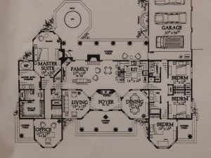 Is your Floor Plan making you Fat?