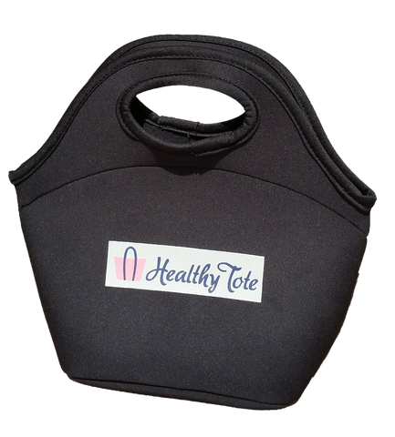 Lunch Bag-Neoprene-Healthy Tote