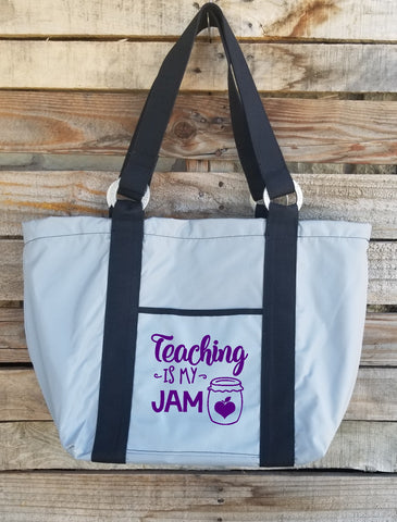 Teacher Tote - Teaching Is My Jam