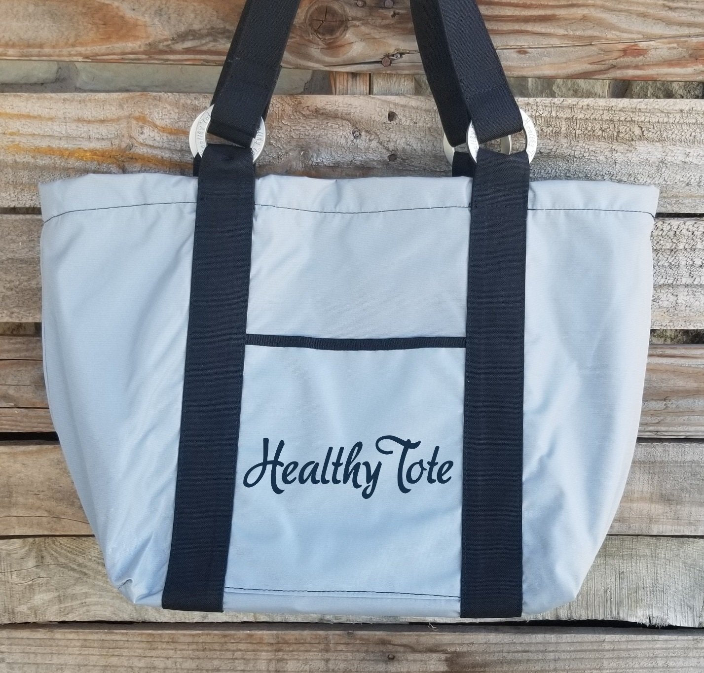 Corporate Totes with Company Logo