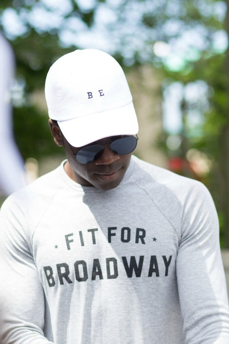 "The ""Fit for Broadway"" Star Men's Pullover (Grey)"