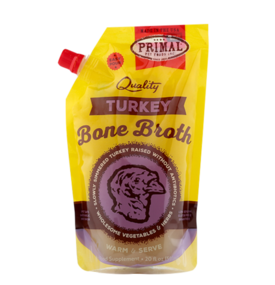 Primal Turkey Bone Broth