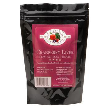 Fromm Low Fat Cranberry Liver Treats