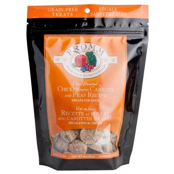 Fromm Grain Free Chicken with Carrots & Peas Treats