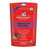 Stella & Chewy's Freeze-Dried Tantalizing Turkey Recipe