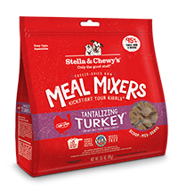 Stella & Chewy's Tantalizing Turkey Meal Mixer