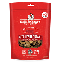 Stella & Chewy's Beef Heart Treats