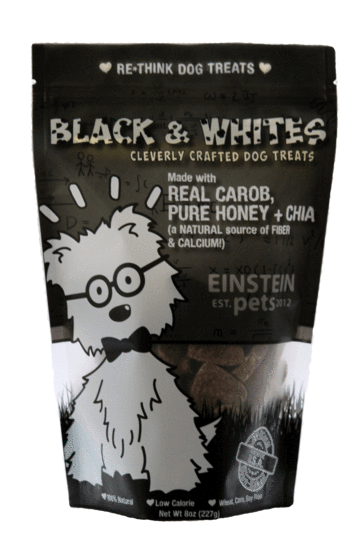 Einstein Pets Black & Whites Treats