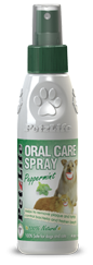 PetzLife Peppermint Oral Spray