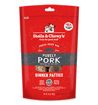 Stella & Chewy's Freeze-Dried Purely Pork Recipe