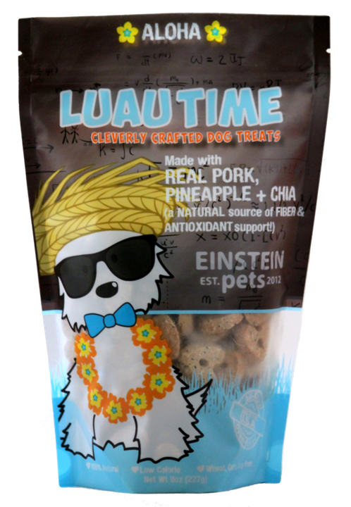 Einstein Pets Luau Time Treats