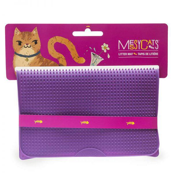 Messy Cats Litter Mat