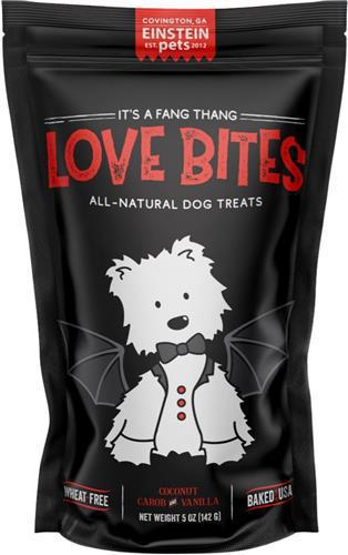 Einstein Pets Love Bites Treats