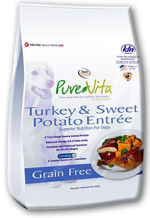 PureVita Turkey & Sweet Potato