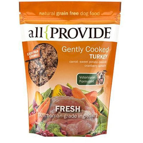 All Provide Gently Cooked Turkey