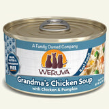 Weruva Grandma's Chicken Soup Cat Food