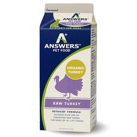 Answers Detailed Turkey