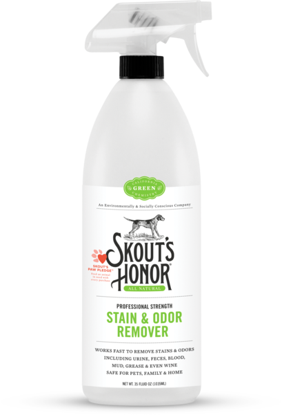 Skout's Honor Stain & Odor Eliminator