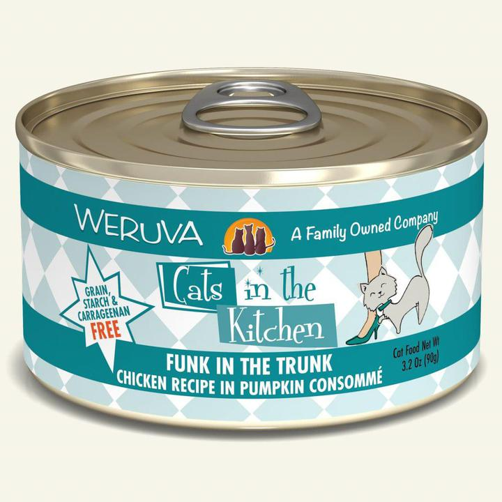 Weruva Funk In The Truck Cat Food
